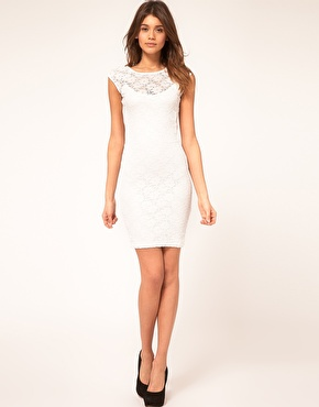 white dress bridal shower bGwFqH10