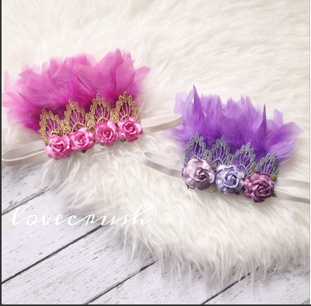 Feather Bands